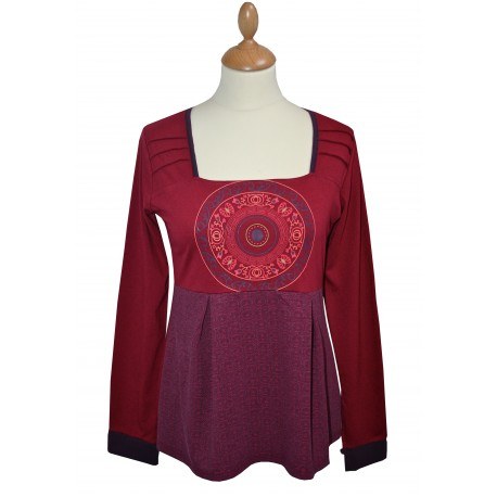 TOP MANDALA BORDEAUX COLINE DU 36 AU 44
